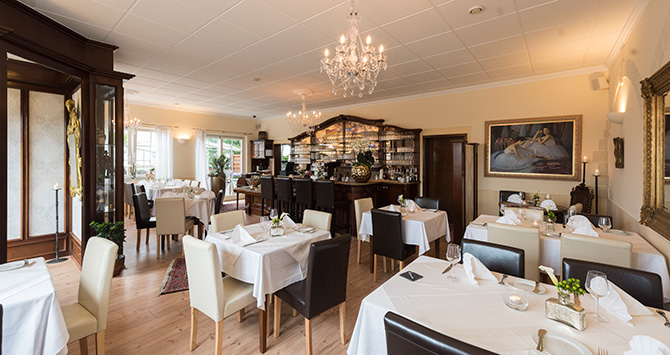 Restaurant Franz`l in Sandhausen